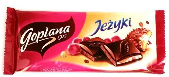 Colian, Goplana, czekolada Jeżyki, copyright Olga Kublik