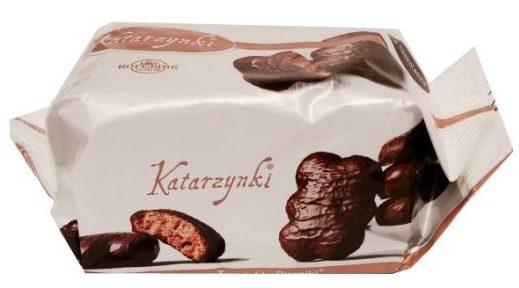 Kopernik, Katarzynki w czekoladzie, toruńskie pierniki w polewie, copyright Olga Kublik