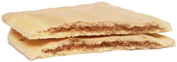 Kellogg's, Pop Tarts Frosted Brown Sugar Cinnamon, amerykańskie pszenne tosty z nadzieniem z brązowego cukru i cynamonu, copyright Olga Kublik