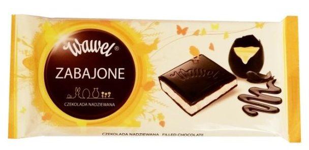 Wawel, Zabajone, ciemna czekolada z nadzieniem, copyright Olga Kublik