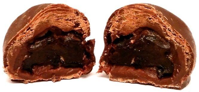 Jutrzenka Dobre Miasto, Luximo Premium Śliwka z truflą w czekoladzie, copyright Olga Kublik