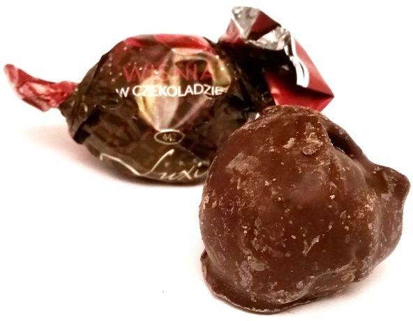 Jutrzenka Dobre Miasto, Luximo Premium Wiśnia z truflą w czekoladzie, copyright Olga Kublik