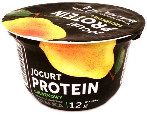 Lactalis Polska, Jogurt PROTEIN proteinowy gruszkowy, copyright Olga Kublik