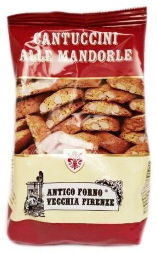 Antico Forno Vecchia Firenze, Cantuccini Alle Mandorle, włoskie herbatniki z migdałami, copyright Olga Kublik