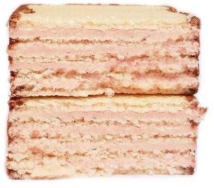 I.D.C. Polonia, Góralki malinowe, wafel z kremem malinowym i polewą czekoladową, copyright Olga Kublik