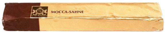 J. D. Gross, Mała Pokusa Mocca-Sahne czekoladka z nadzieniem śmietankowo-czekoladowym o smaku kawowym, copyright Olga Kublik