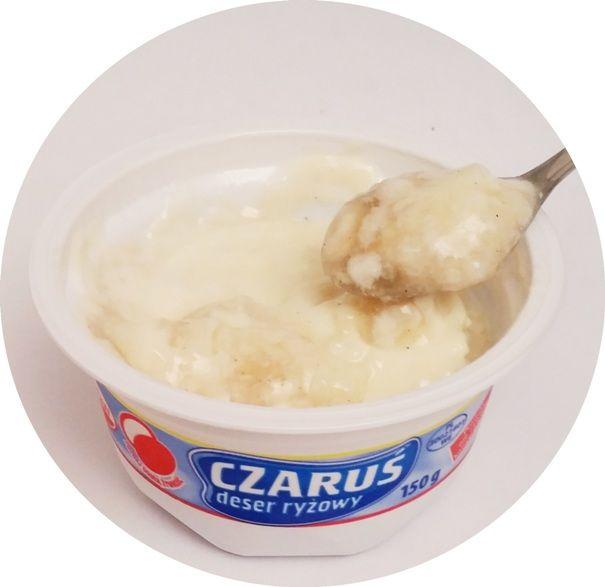 OSM Czarnków, Czaruś deser ryżowy z cynamonem, copyright Olga Kublik