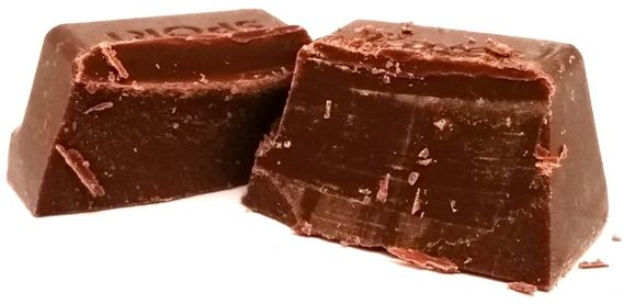 Ritter Sport, Halbbitter, czekolada deserowa 50% kakao, copyright Olga Kublik