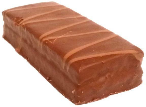 Solen, Luppo Trio Caramel, torcik z nadzieniem - kakaowy biszkopt z karmelem i polewą kakaową, copyright Olga Kublik