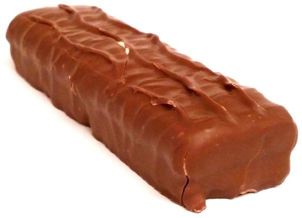 Cadbury, Double Decker, baton z nugatem i chrupkami w mlecznej czekoladzie, copyright Olga Kublik