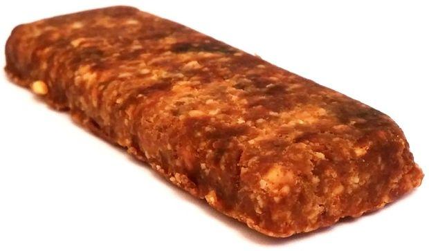 Kubara, Dobra Kaloria chrupiący orzech, zdrowy i dietetyczny raw bar o smaku masła orzechowego, copyright Olga Kublik