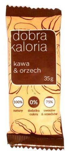 Kubara, Dobra Kaloria kawa i orzech, raw bar wegański i bezglutenowy, copyright Olga Kublik