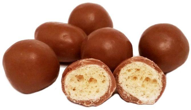 Mars, Maltesers, czekoladki z wnętrzem aero, copyright Olga Kublik