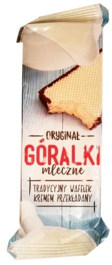 I.D.C. Polonia, Góralki mleczne, wafle z kremem mlecznym, copyright Olga Kublik