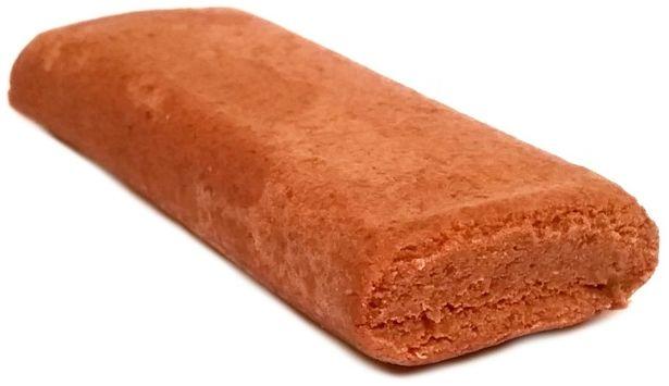 MaxSport, Raw Protein Paleo Blood Orange, wegański baton proteinowy bez glutenu o smaku pomarańczy, copyright Olga Kublik
