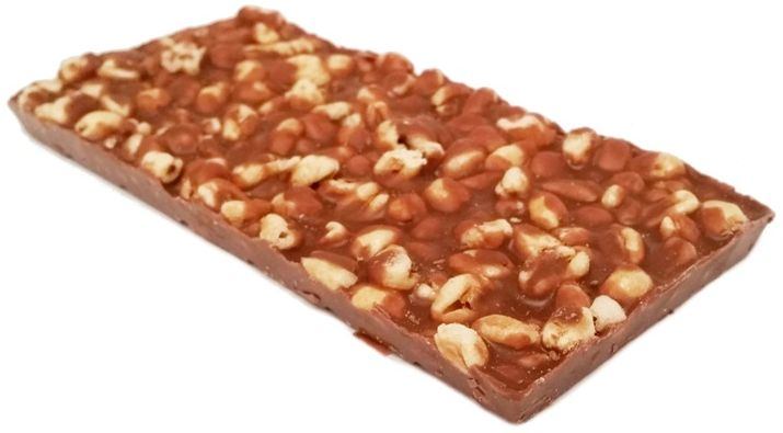 Kandit, Kandi Honey Crunch, mleczna czekolada z ziarnami zbóż i miodem, copyright Olga Kublik