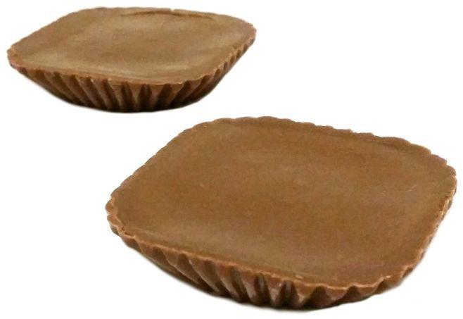 Nestle, Butterfinger Cups Coconut, kokosowe babeczki z mleczną czekoladą z gęstym kremem, copyright Olga Kublik