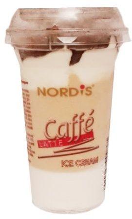 Nordis, Caffe Latte, lody kawowo-śmietankowe z kawą, copyright Olga Kublik