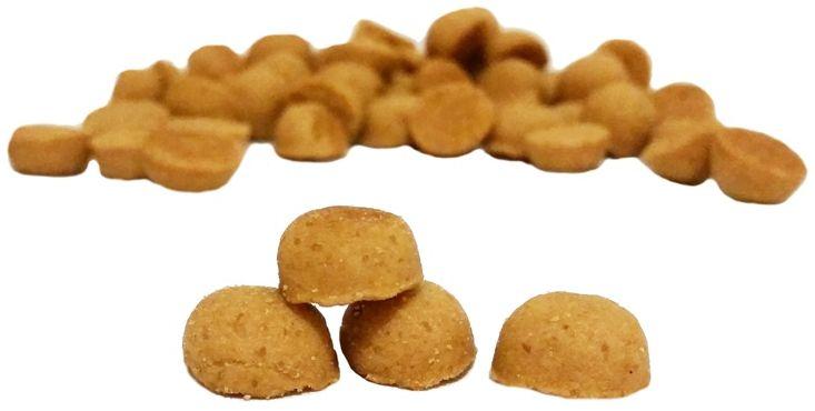 Spomet Sp.J, Przekąska ciasteczkowa z masłem orzechowym, herbatniki peanut butter, copyright Olga Kublik