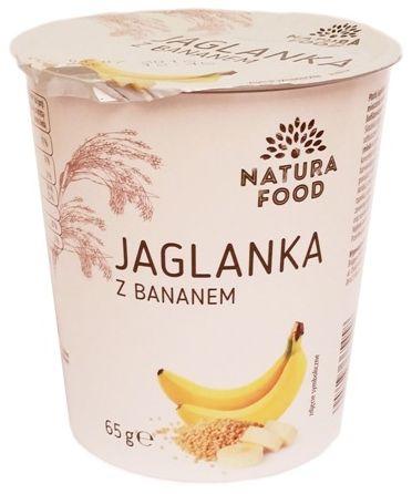 Bruggen, Natura Food Jaglanka z bananem, copyright Olga Kublik