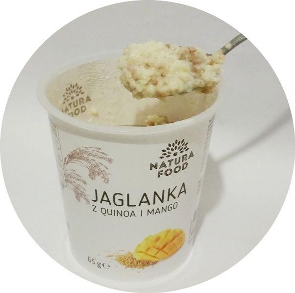 Bruggen, Natura Food Jaglanka z quinoa i mango, copyright Olga Kublik