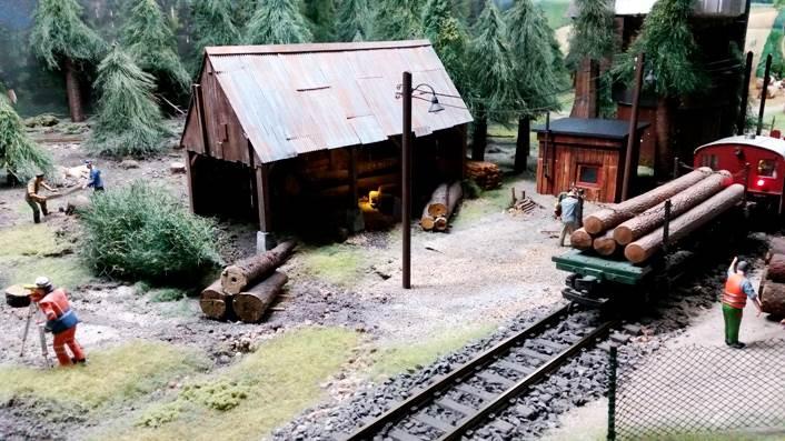 Park miniatur, makieta kolejowa Kolejkowo we Wrocławiu. Autor zdjęcia: Olga Kublik. Brak zgody na kopiowanie