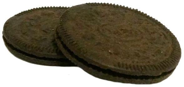 Mondelez, Oreo Thins Chocolate Creme, herbatniki kakaowe z kremem czekoladowym, copyright Olga Kublik