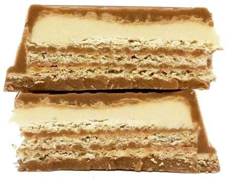 Nestle, Kit Kat Chunky New York Cheesecake, baton wafel z kremem o smaku sernika w mlecznej czekoladzie, copyright Olga Kublik