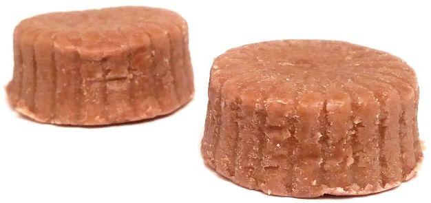 Trader Joe's, Peanut Butter Chocs Creamy Classic, czekoladki z masłem orzechowym w mlecznej czekoladzie, copyright Olga Kublik
