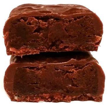 Vobro, Brownie, baton w polewie kakaowej, copyright Olga Kublik