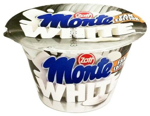 Zott, Monte White, deser mleczny, copyright Olga Kublik