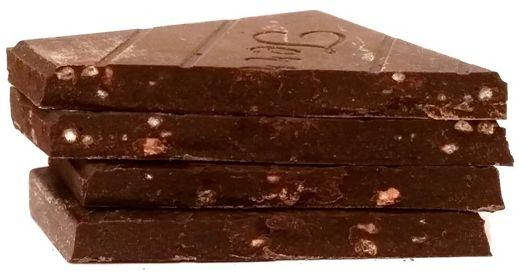Terravita, Cocoacara 77 cacao orange and chili dark chocolate, ciemna gorzka czekolada z pomarańczą i papryczką chilli, copyright Olga Kublik