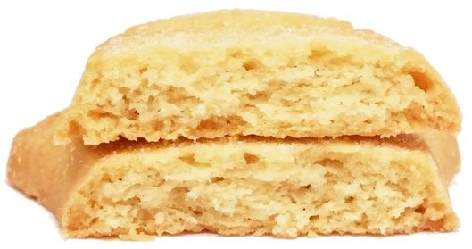 Walkers Shortbread, Pure Butter Shortbread, oryginalne kruche maślane herbatniki z Wielkiej Brytanii, copyright Olga Kublik