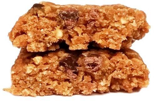 Clif Bar, Energy Bar Chocolate Chip, wegański baton owsiany z kawałkami deserowej czekolady, copyright Olga Kublik