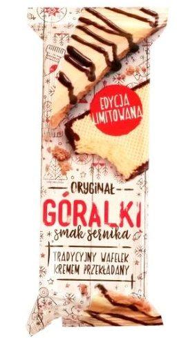 IDC Polonia, wafle Góralki o smaku sernika, copyright Olga Kublik