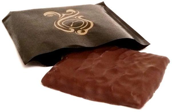 Nestle, After Eight Mint Chocolate Thins, miętowe płatki w ciemnej czekoladzie, copyright Olga Kublik