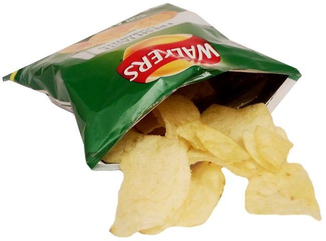 Walkers Snack Foods, Walkers Salt and Vinegar Frito-Lay, Lay's, chipsy ziemniaczane z solą i octem, copyright Olga Kublik