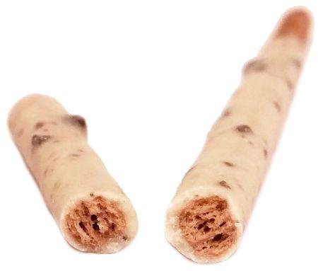Glico, Pocky Cookies and Cream, słodkie paluszki z polewą ciasteczkową a la Oreo, copyright Olga Kublik
