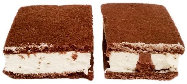 Muller, Mullermilch Snack Czekolada, mleczna kanapka marki Muller z czekoladowym nadzieniem, copyright Olga Kublik