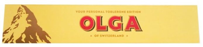 Toblerone, Swiss Milk Chocolate with Honey and Almond Nougat, szwajcarska mleczna czekolada z nugatem, migdałami i miodem, copyright Olga Kublik