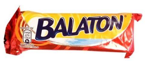 Nestle, wafer Balaton, baton czekolady, wafel z kremem kakaowym w czekoladzie, copyright Olga Kublik