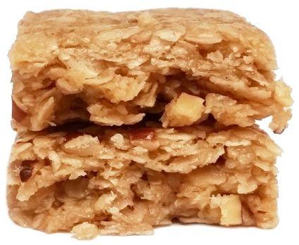 Schwartauer Werke, Corny Oatpower Flapjack almond - caramel, baton owsiany o smaku karmelu z migdałami, copyright Olga Kublik