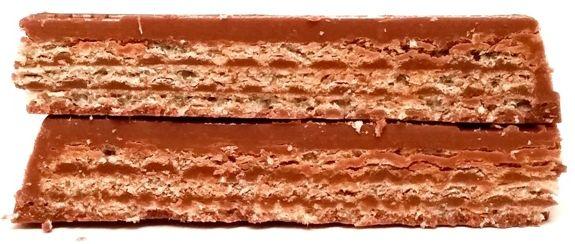 Wedel, WW w mlecznej czekoladzie, wedlowski baton, wafelki kakaowe w czekoladzie, copyright Olga Kublik
