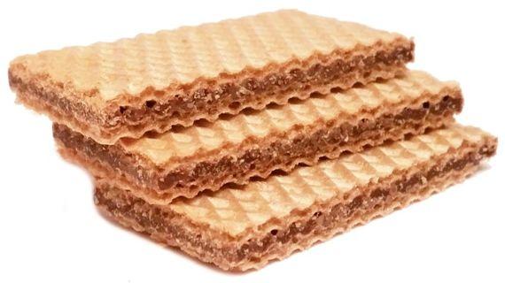 Loacker, Sandwich Chocolate, kruche wafelki z kremem o smaku czekolady, copyright Olga Kublik