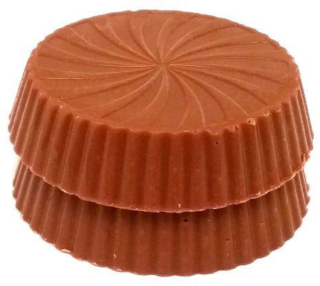 Millano, Baron Choco cups Caramel Brownie, czekoladowe babeczki z kremem brownie i karmelem, copyright Olga Kublik