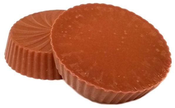 Millano, Baron Choco cups Raspberry Cheesecake, czekoladowe babeczki z kremem o smaku sernika z malinami, copyright Olga Kublik