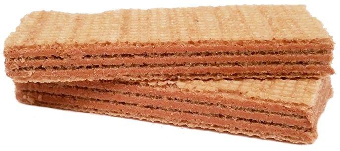 Goplana, Grześki kakaowe Mega i Dziel na 6, kruche wafelki bez czekolady, copyright Olga Kublik