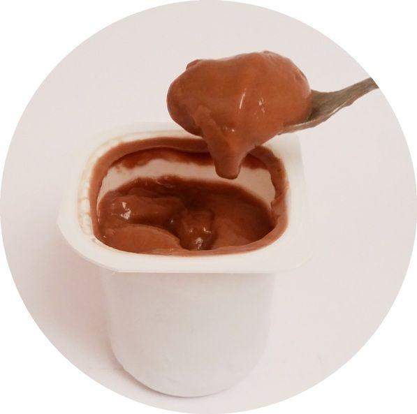 Nestle, Mleczny Deserek babapuding o smaku czekoladowym, kakaowy jogurt dla dzieci, copyright Olga Kublik