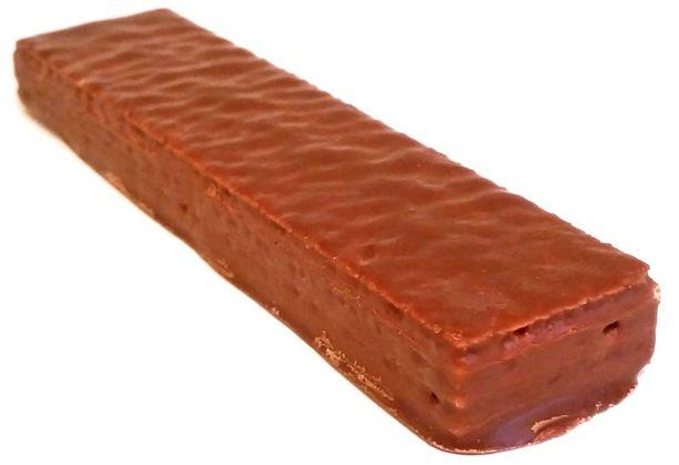 Nestle, wafelek Nesquik, kruchy wafelek z mlecznym kremem w mlecznej czekoladzie, słodycze dla dzieci, copyright Olga Kublik