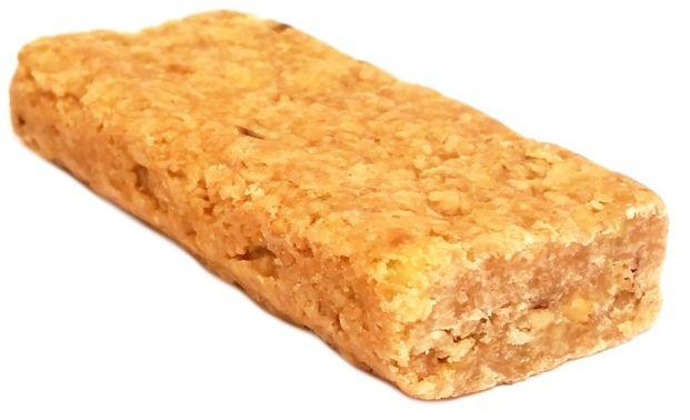 Wholebake, Flapjack Pistachio, zdrowy wegański baton owsiany z pistacjami, słodycze bez glutenu, copyright Olga Kublik